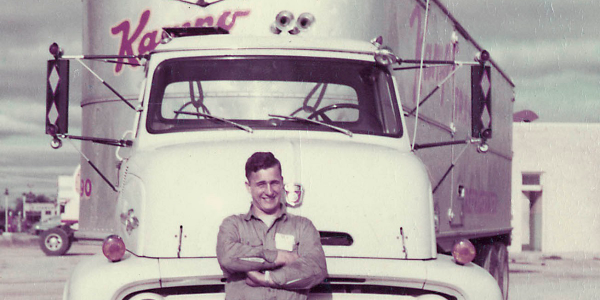 In 1969, Schneider acquired Kempo Transit, a 50-truck regional milk and fuel oil hauler which...