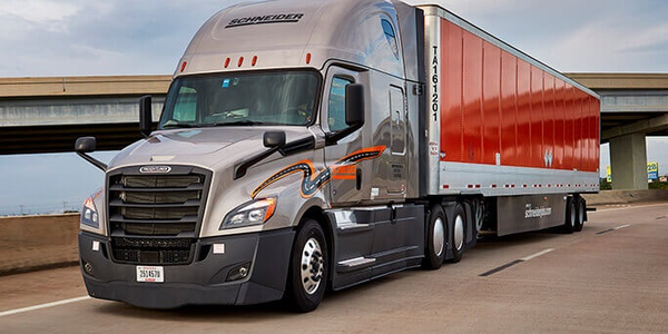 To optimize the movement of freight through its 24 terminal networks in the U.S., Schneider is...