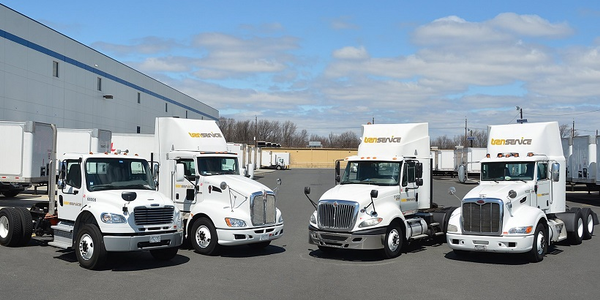 Transervice Logistics is offering tuition assitance and other benefits to qualified technicians...