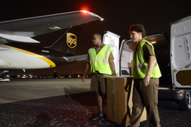 UPS to Add Sunday Delivery Service