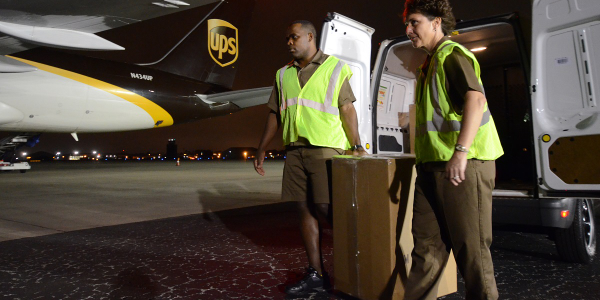 Starting next year, UPS will be offering customers pickup and delivery services every day of the...