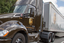 UPS Makes Large Commitment to Renewable Natural Gas Through 2026