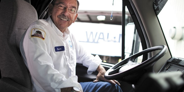 Walmart is offering a $1,500 referral bonus to help find new private fleet drivers.