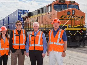 YRC Freight Expands Intermodal Operations with BNSF