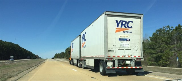 YRC Allegedly Overcharged Department of Defense - Fleet Management