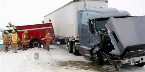 Two proposed bills in the House of Representatives aim to reduce harm caused by large truck...
