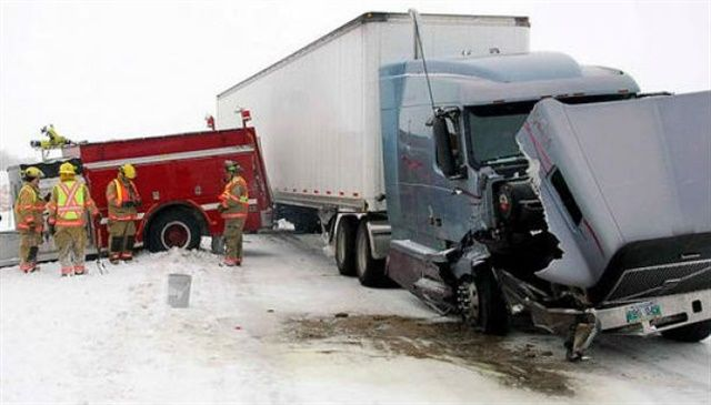 Two proposed bills in the House of Representatives aim to reduce harm caused by large truck crashes by updating the minimum insurance requirements for carriers and requiring automatic emergency braking to be standard on large commercial vehicles.