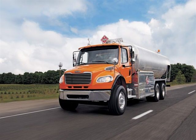A steering issue has prompted Daimler Trucks North America to issue a recall for 2018 - 2019 Freightliner 108SD, 114SD and Business Class M2 trucks. Photo: Freightliner