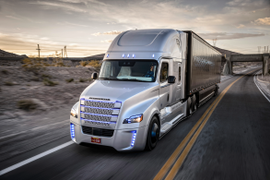 Daimler Announces Automated Truck R&D Center