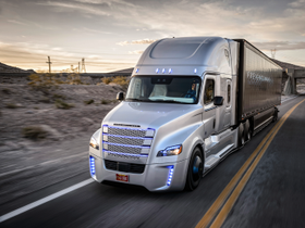 Daimler Invests in 'Highly Automated' Trucks with New Autonomous Technology Group