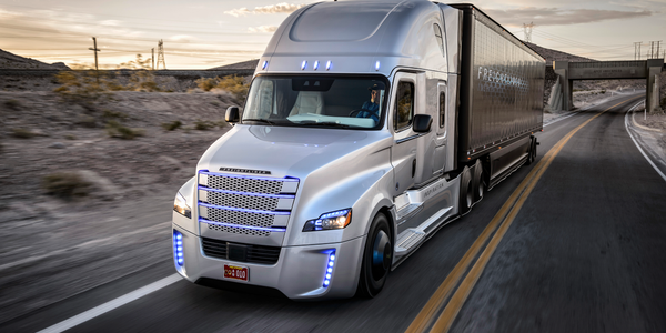 Daimler Trucks' newly established Autonomous Technology Group is part of its global effort by...