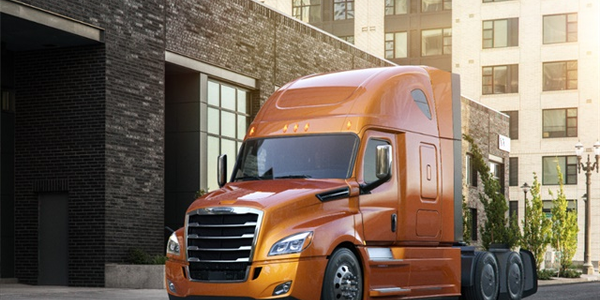 Daimler Trucks North America will begin factory-filling the Detroit engines in new Freightliner...