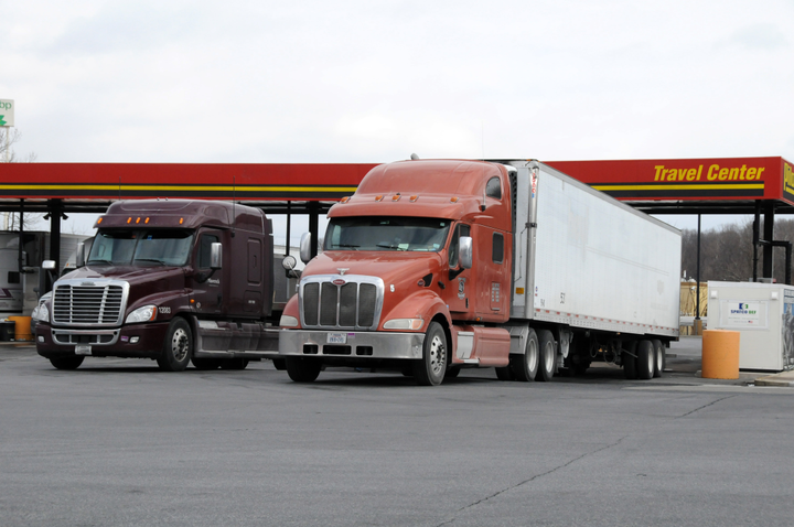 Fleets targeted in the scam expected larger diesel fuel rebates from Pilot Flying J than they actually received.  - HDT file photo