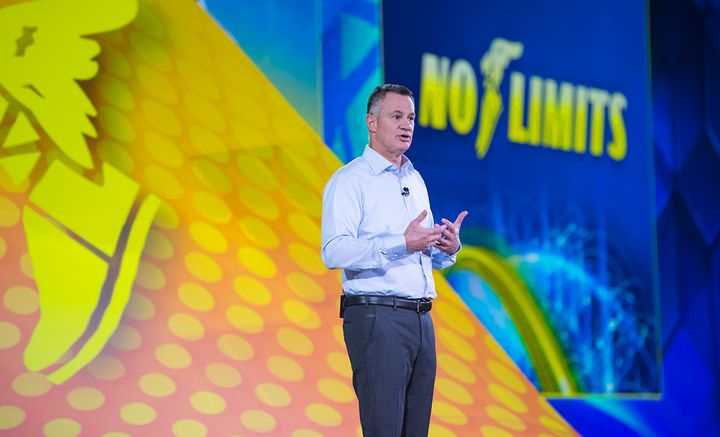 Goodyear CEO and Chairman Rich Kramer said that inflection points are affecting multiple aspects of the tire industry-- and are harbingers of massive changes that are coming soon.  - Photo: Goodyear