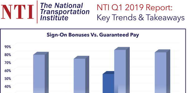 While sign-on bonuses remain a big part of fleet's recruiting efforts, more recruiters are...