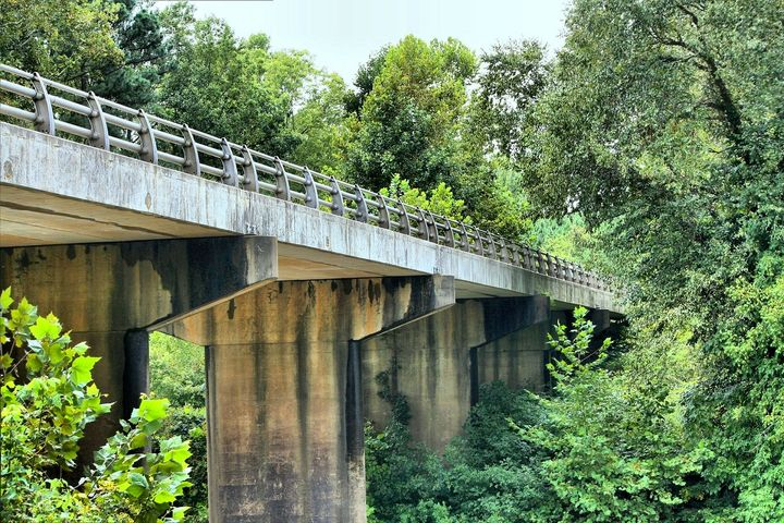 More than 47,000 bridges in the United States are rated structrually deficient and are in need of repairs or replacement.