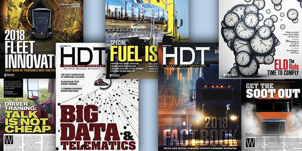 Heavy Duty Trucking has assembled an editorial advisory board, made up of 12 executives...