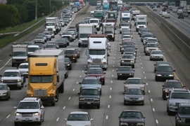 Government Report Calls for 20-Year Fix of Interstate Highways
