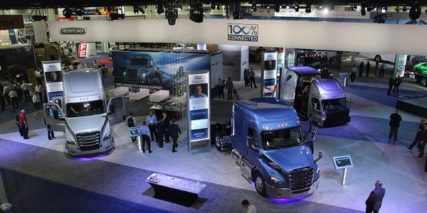 An expanded North American Commercial Vehicle Show is set for Oct. 2019 at the Georgia World...