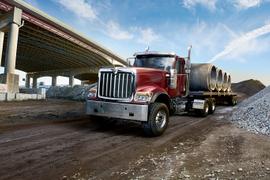 Bendix Air Disc Brakes Made Standard on International HV and HX Series Trucks