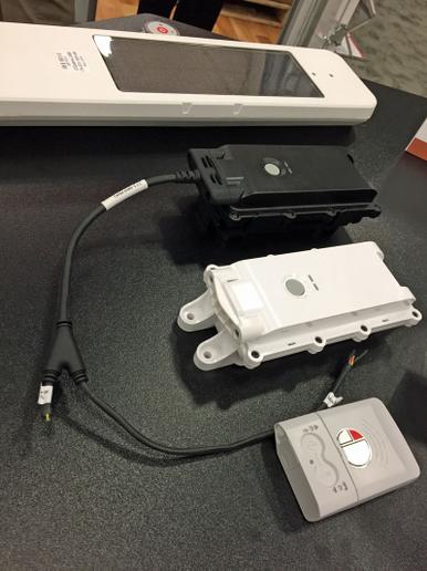 You can choose your telemetrics platform based on your power needs. - Photo by Deborah Lockridge
