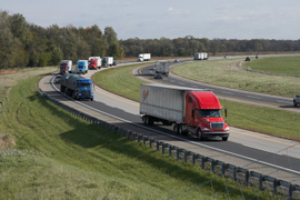 Owner-Operator Group Slams Indiana Truck Toll Increase