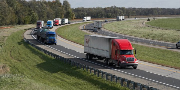 OOIDA slammed Indiana Governor Eric Holcomb for a truck toll increase on the Indiana Toll Road.