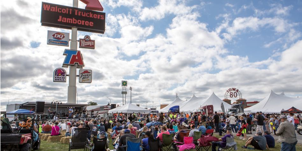 The Walcott Truckers Jamboree will feature three days of trucking events, exhibitions and...
