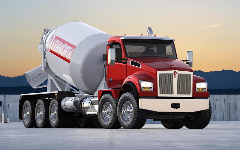 Kenworth Reveals T880S Twin Steer