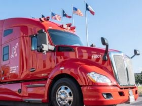 Kodiak Robotics Begins Autonomous Truck Deliveries in Texas