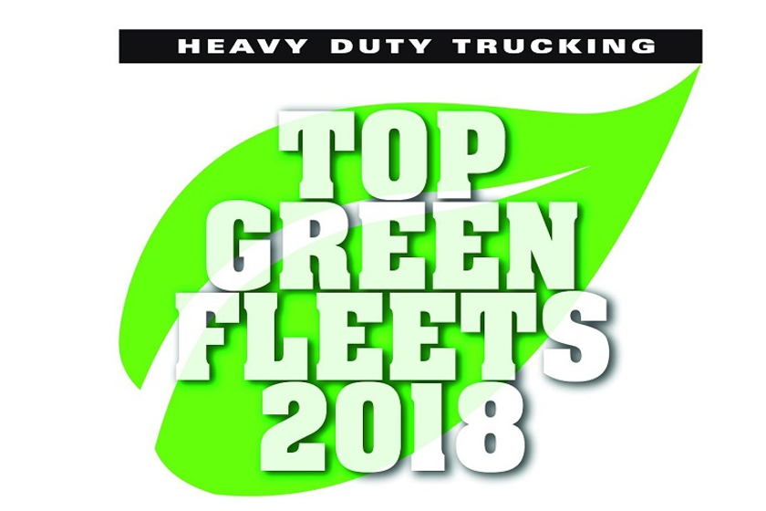 HDT is looking for nominations for the 2018 Top Green Fleets award.
