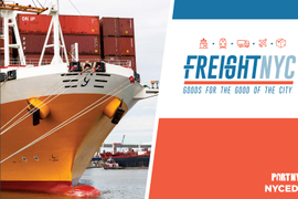 NYC to Invest $100M to Modernize Freight Distribution System