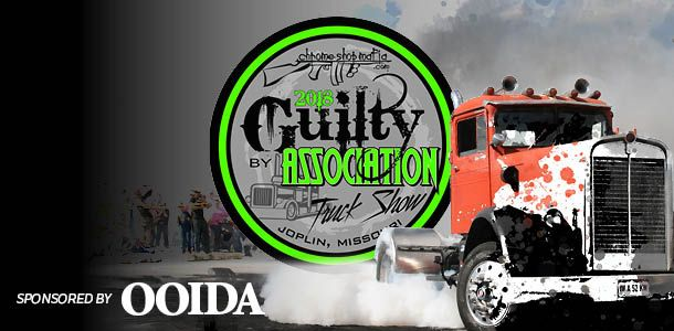 The OOIDA will co-host a listening session on hours of service regulations with the FMCSA at the Guilty By Association Truck Show, allowing industry members to give their suggestions on reforming the current rules.