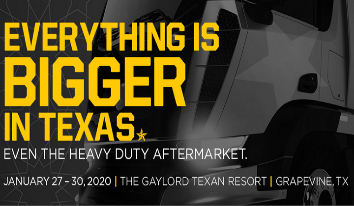 HDAW will be at theGaylord Texan Resort & Convention Center in Grapevine, Texas in 2020.  - Screenshot via HDAW