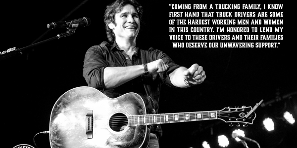 The St. Christopher Truckers Relief Fund has teamed up with Grammy nominated country music...