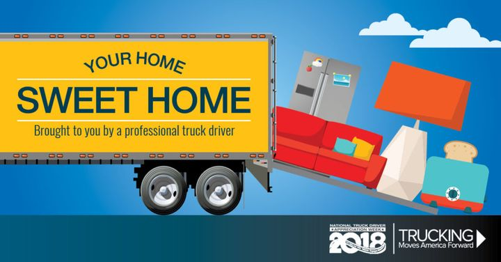 TMAF has launched a new marketing campaign,asking the publc to thank truck drivers during Truck Driver Appreciation Week  - Source: TMAF