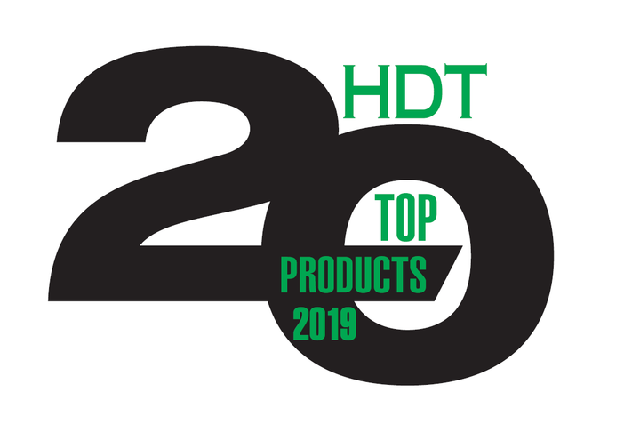 The 2019 Top 20 Products award highlights the most innovative, significant, and useful new product announcements from last year.