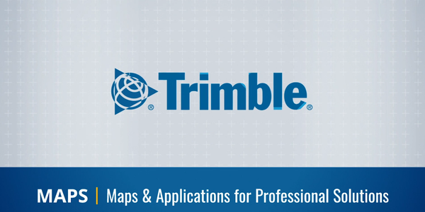 Trimble MAPS was formed by bringing together Trimble's former ALK Technologies and TMW Appian...