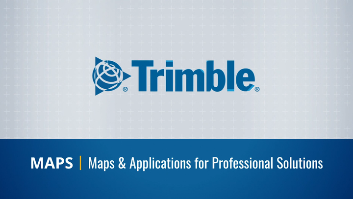 Trimble MAPS was formed by bringing together Trimble's former ALK Technologies and TMW Appian Final Mile businesses.
