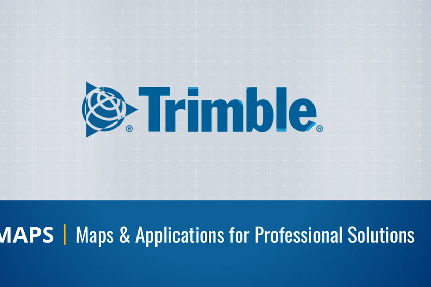 Trimble Launches MAPS Division Focused on Routing, Scheduling, and Navigation