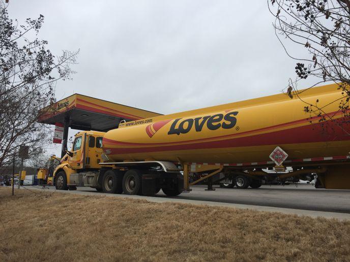 Diesel fuel prices this summer have moderated.  - Photo by Deborah Lockridge