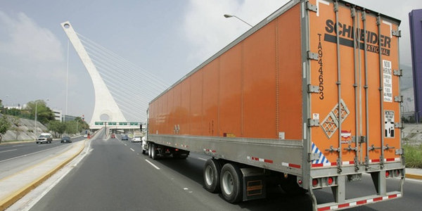 Schneider said the shutdown of its Last Mile Delivery business unit would affect 26 terminals...