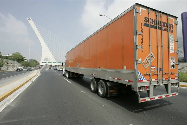 Schneider said the shutdown of its Last Mile Delivery business unit would affect 26 terminals dedicated to the business, but that it would try to place workers affected by the shutdown with other parts of the company.