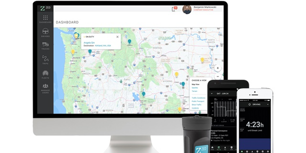 ZED Connect is recommending its customers migrate to the Stoneridge EZ-ELD electronic device...