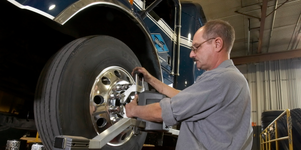 "Too many truck owners have been educated in the tire shop mentality of ""set the toe and let it..."