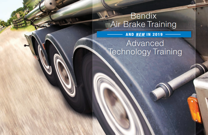 Bendix has announced a new Advanced Technology Training program and has expanded its long-running Air Brake Training class.