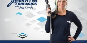 Dana Offers Video Training for Driveline Maintenance and Installation