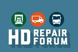 Four Major Manufacturers to Present at HD Repair Forum