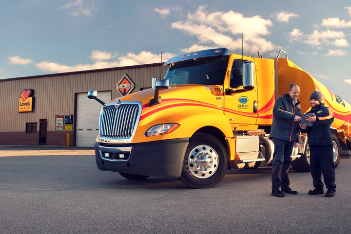Navistar's warranty performance and service partnership agreement with Love's and Speedco is now fully operational.