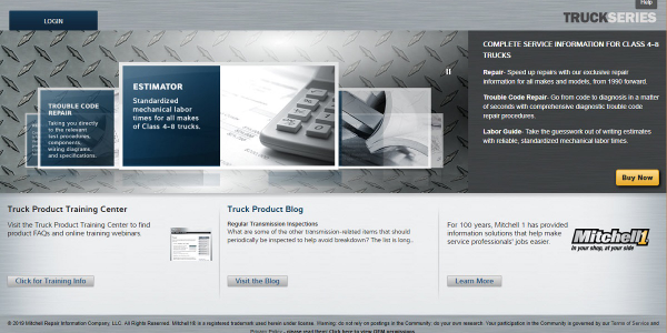Mitchell 1 unveiled the latest enhancement to its TruckSeries truck repair software suite,...